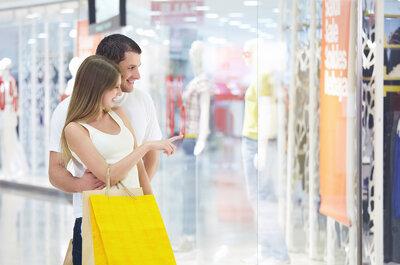 ¿Te vas de compras con tu pareja? ¡5 recomendaciones para no perder el control!
