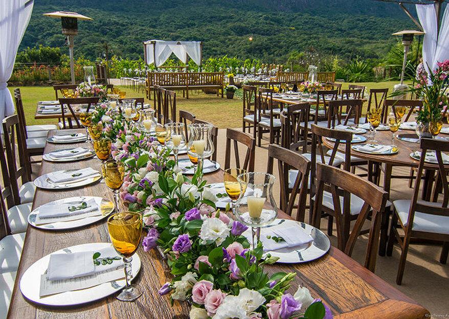 5 pousadas no interior de Minas Gerais para o mini wedding dos sonhos: muito charme e beleza no grande dia