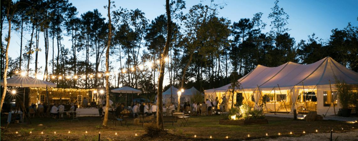 Le Domaine de Petiosse : pour un mariage chic et champêtre au cœur des Landes