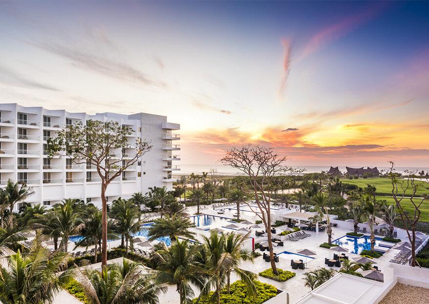 Conrad Cartagena: exclusividad, lujo y belleza en un sólo lugar