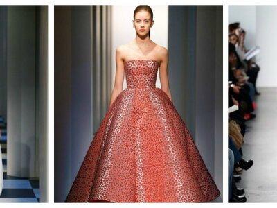 Unsere Favoriten von der New York Fashion Week: Festmode 2017/2018, die Sie im Herbst und Winter begeistert