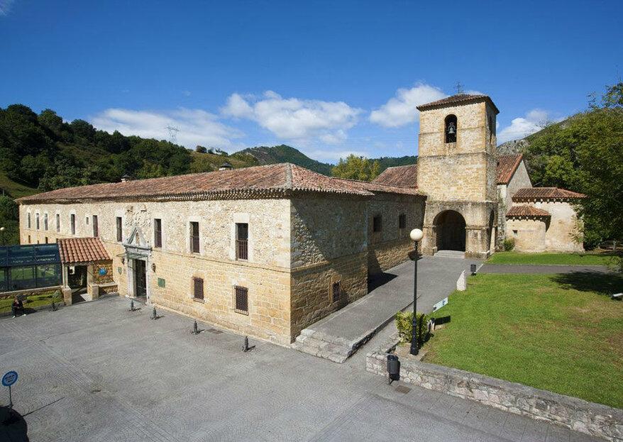 Los 10 mejores hoteles para bodas en Asturias