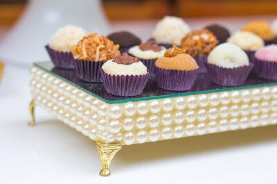 Doces para casamento com sabor do Brasil: uma deliciosa maneira de comemorar seu grande dia
