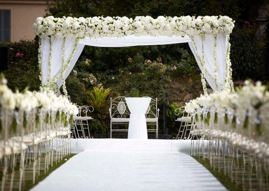 Le Reve: lo studio e la ricerca del destination wedding più adeguato a voi