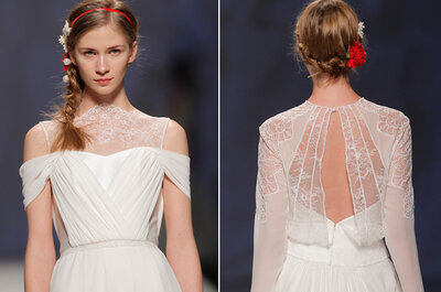 Die zauberhafte Brautkleider-Kollektion 2015 von Victorio und Lucchino