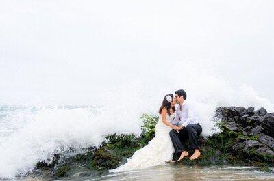 5 cosas que todas las novias olvidan hacer en la ceremonia religiosa. ¡Atenta al número 2!