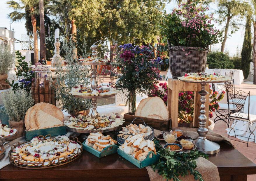 Los 15 lugares con la decoración más increíble para celebrar tu boda