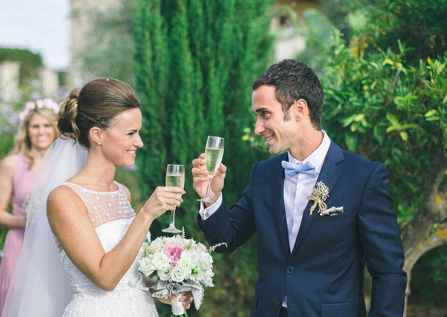 fccd9eabff Frases para el brindis de la boda  17 ideas para emocionar