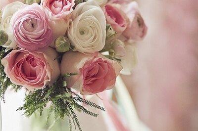 La inspiración en ramos de novia – Pinga amor de Anna Jordão