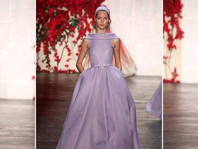 Naeem Khan Spring/Summer Ready To Wear 2016 New York Fashion Week Catwalk
