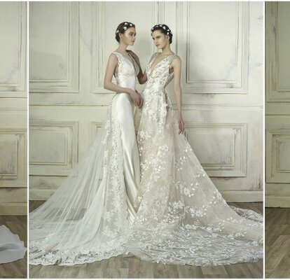 1048503024 Gemy Maalouf s 2018 Wedding Dresses  Haute Couture For Your Special Day