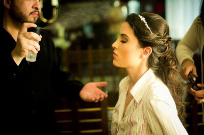 Erick Haro - Beauty Studio: En tu boda ¡debes lucir como toda una estrella!