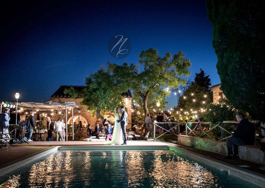 Matrimonio civile in comune o in giardino? Personalizzalo così!
