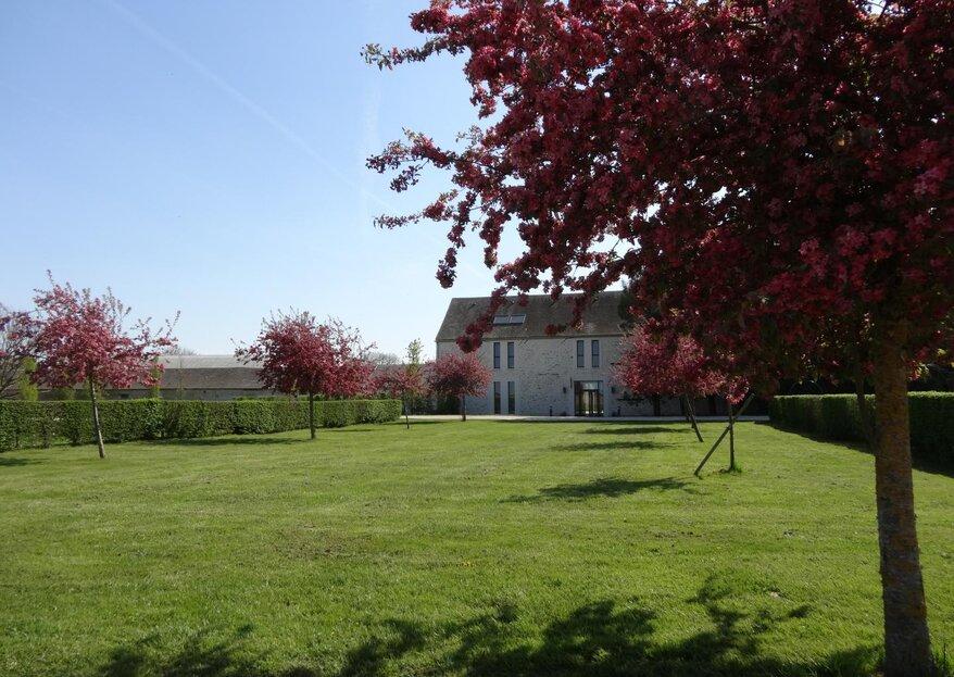 Craquez pour la Ferme du Parc, un lieu de réception authentique dans les Yvelines