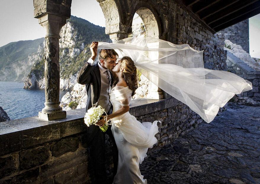 Il tuo matrimonio dal punto di vista del fotografo, diamo un'occhiata!