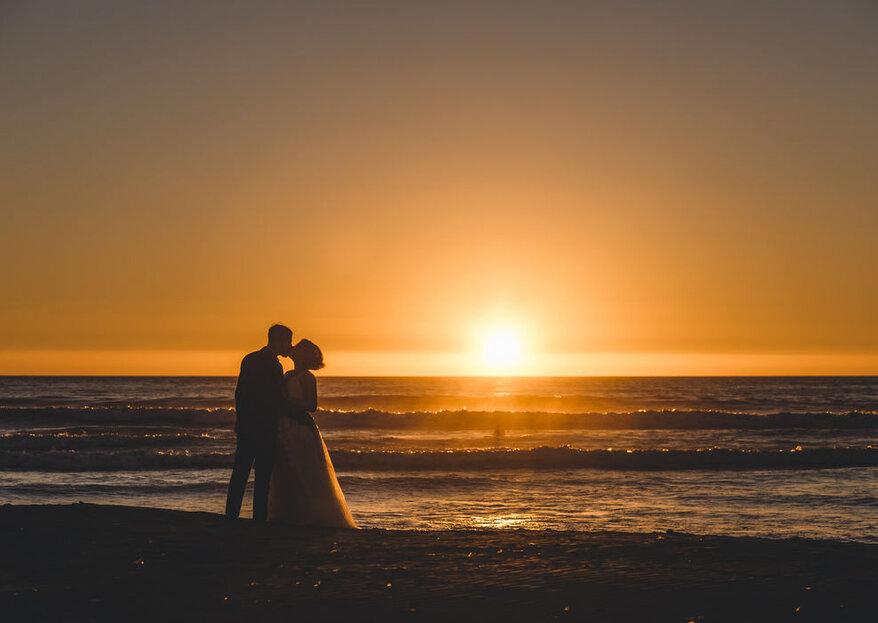 ¿Cómo casarse en la playa en cinco pasos?