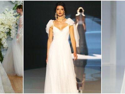 99 robes de mariée 2018 : les tendances de l'année