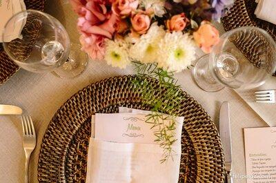 Inspire-se na decoração de um Real Wedding feito em casa!