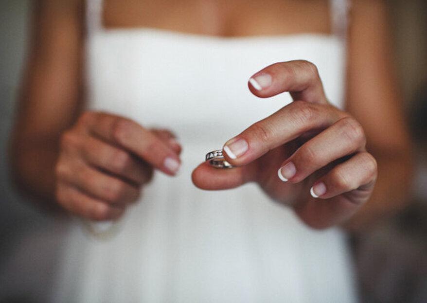 Unghie da matrimonio: qual è la tua forma preferita?