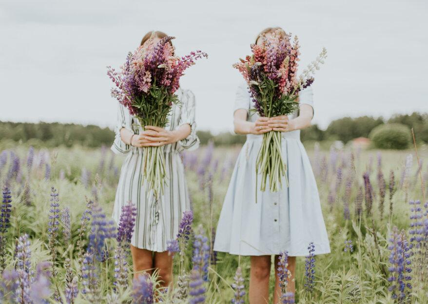 ¿Cómo elegir las flores del matrimonio? ¡Cinco pasos para ambientar tu boda con los mejores detalles!