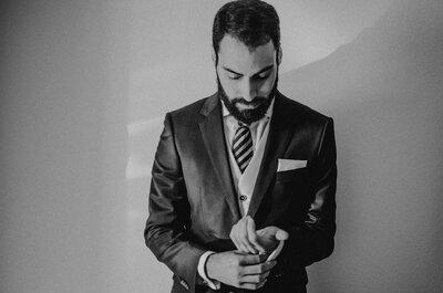 Kennen Sie diese 6 männlichen Geheimnisse? Wir haben bei den Bräutigamen nachgefragt