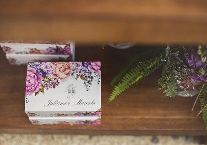 Como combinar as lembrancinhas de casamento com a decoração!