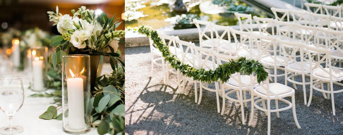 Met deze 5 elementen krijg je de minimalistische bruiloft van je dromen!