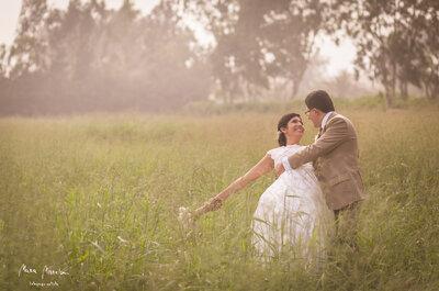 ¡La historia de amor de Jack y Cristina y su feliz unión!