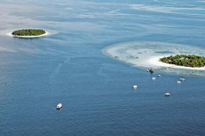 Flitterwochen auf den Malediven: Auf welchen Typ stehen Sie? Spiegelei, Halbmond oder Handtuch - Sie haben die Wahl!