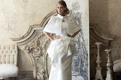 Ekskluzywna kolekcja ślubna od Elisabetty Polignano na 2014 rok