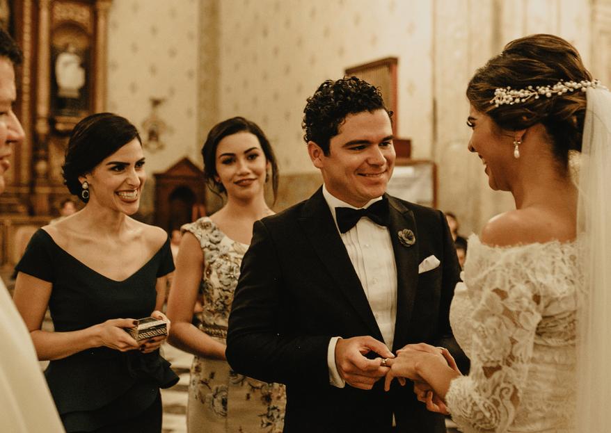 Lista de padrinos de boda. Cuántos padrinos para boda necesitas y cuál es su función