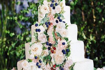 ТОП10: свадебный торт и сладкий стол в Москве