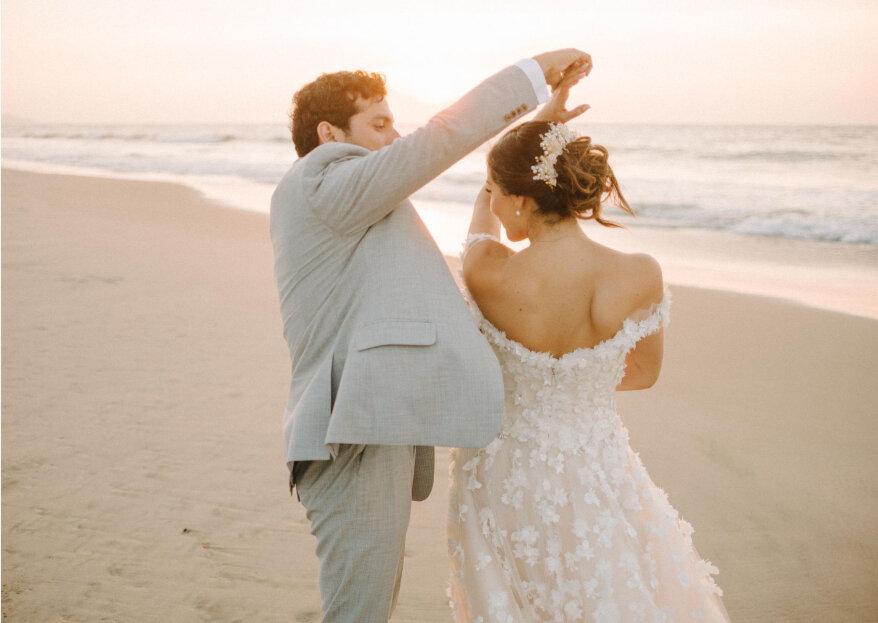 ¿Cómo organizar un matrimonio exprés en 3 meses?