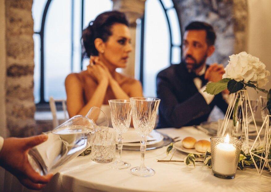 10 modi per farsi aiutare nell'organizzazione del matrimonio