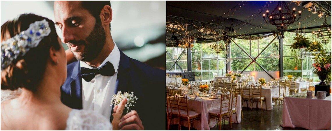 ¿Tendrás un matrimonio al aire libre o en el salón de un hotel? Descubre los mejores consejos