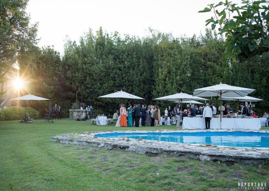Villa Blumenstihl, la location dove natura e storia sono invitate a nozze!