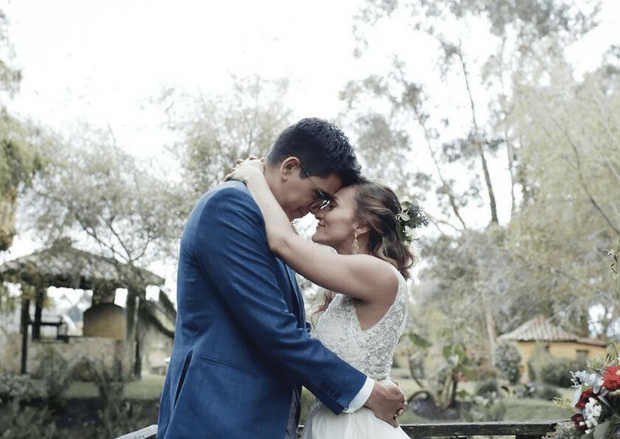 Boda de Vivi y Javi: así fue el día más feliz y romántico de sus vidas