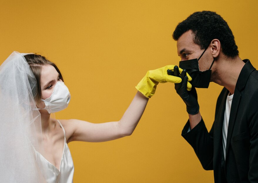 I matrimoni ai tempi del Covid-19