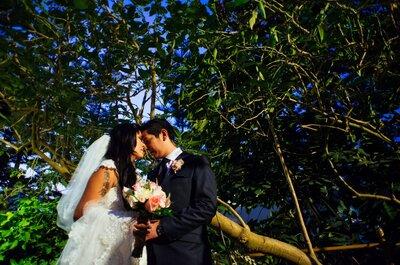 Elena y Giancarlo, una linda amistad convertida en el más grande amor