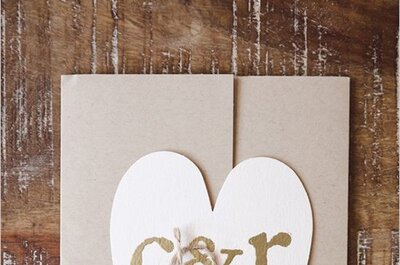Label' Emotion London: Wedding Stationary
