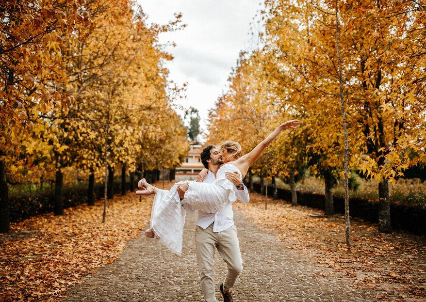 Os locais para celebrar o seu casamento que vão conquistar o seu coração