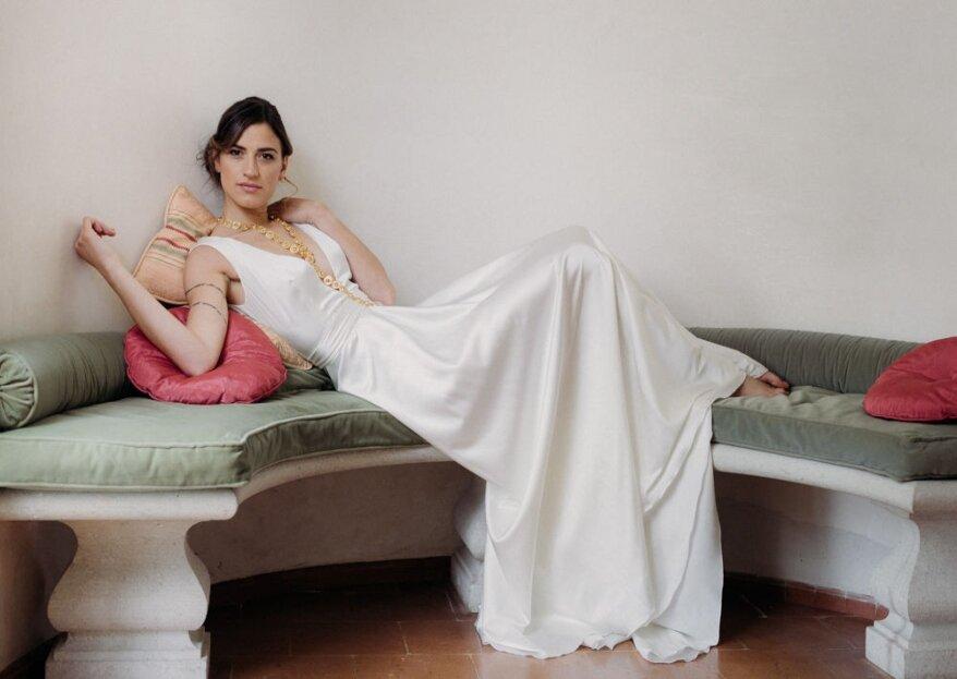 Il look da sposa più elegante? Lo troverai in uno di questi atelier di abiti da sposa