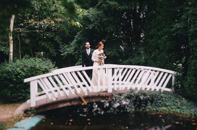 Érase una vez... Una noche mágica: la boda de Blanca y Juan