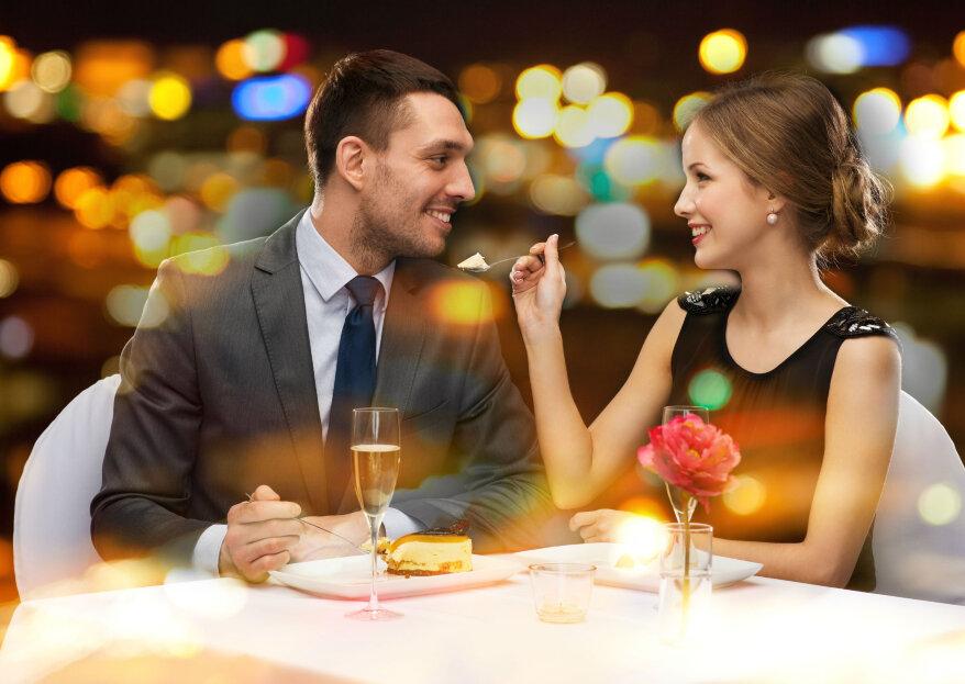 Los restaurantes más románticos en Santiago para celebrar el Día de los enamorados