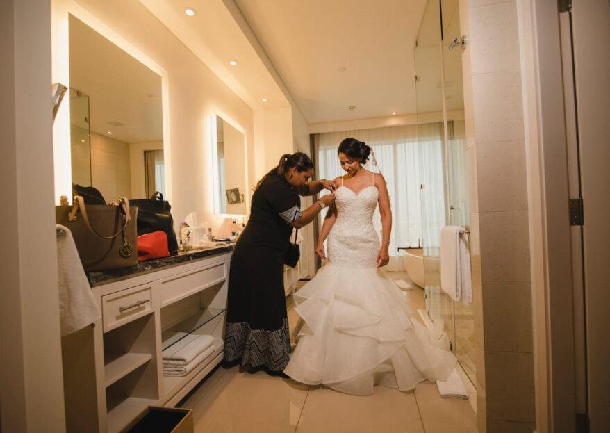 4 características de una boda en Cartagena con Mónica Schotborgh Wedding Planner