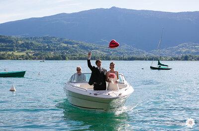 Du longboard au tracteur : Les moyens de transports les plus originaux pour votre mariage