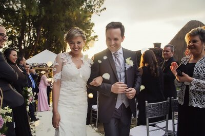 3 tipos de bodas en Bogotá explicadas por un wedding planner