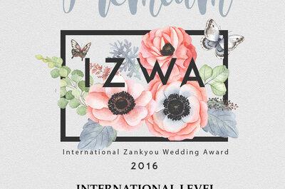 Победители IZWA 2016 на международном уровне!