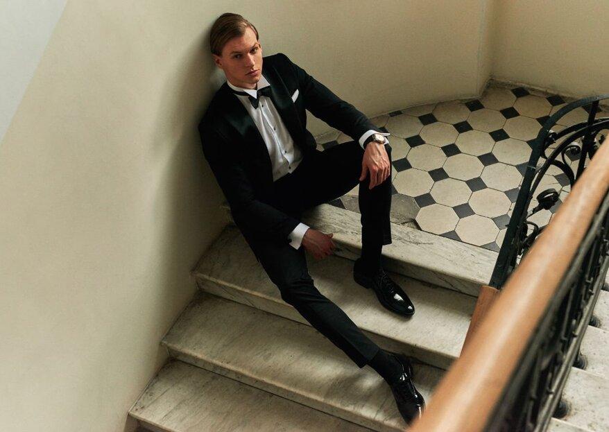 Pan Młody w 2019 roku- trendy w ślubne modzie męskiej