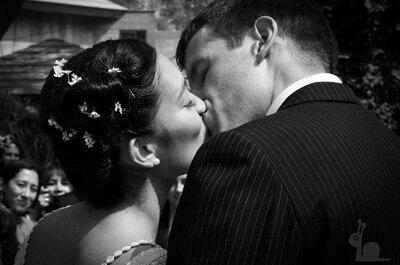 8 tomas en la fotografía de boda, que se han vuelto clásicas ¡no puedes dejar de hacértelas!